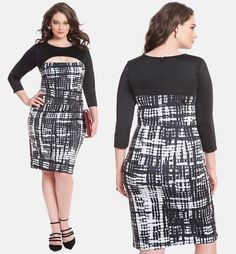 4 Easy Style Tips for Plus-Size Ladies