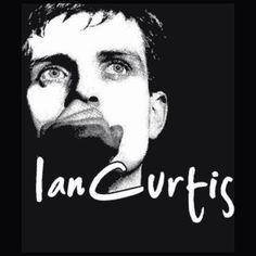 BOX'NGO - $18.99 Joy Division punk band Singer Ian Curtis black t-shirt