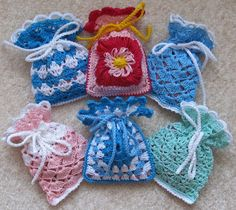 Ideas para el hogar: Mini bolsitas