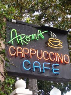 Aroma in Studio City is a great place for breakfast.