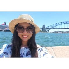 Had lunch and coffee with the view of Sydney Harbour Bridge behind me  #sydney #travel #sydneyharbourbridge #sydneyoperahouse by likichee http://ift.tt/1NRMbNv