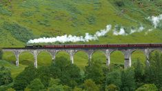 The Most Beautiful Train Journeys to Take in Scotland Italy In October, Island Of Skye, West Coast Scotland, Train Service, Train Journey, By Train, Culture, Scotland Travel, Train Rides