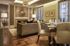 Ebury Square, Residential Property