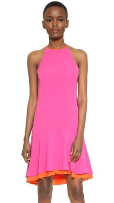 Diane von Furstenberg Kera Combo Dress