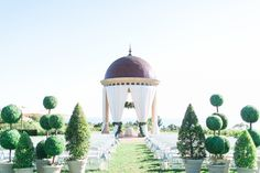 Gorgeous California Wedding at Pelican Hill - MODwedding