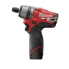 """M12™ FUEL™ 1/4"""" Hex 2-speed Screwdriver, He only needs the tool and belt clip, not the charger and whatnot."""