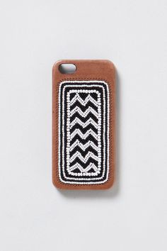 Beaded Chevron iPhone 5 Case - Anthropologie.com
