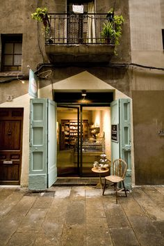 Cake shop Barcelona.