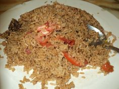 Pilau recipe - this Kenyan dish is often made for Christmas celebrations. #holiday #africa