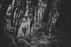Woodland Fairytale Wedding Inspiration by Gingerale Photography | SouthBound Bride