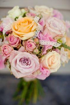 BRIDAL BOUQUETS - Weddings & Civil Partnerships   WildAbout Flowers