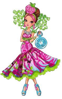 "super-airi: "" Briar Beauty. Way to Wonderland. Profile art PNG """