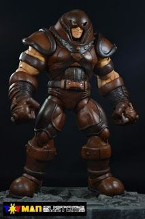 toycutter: Juggernaut and Colossus as Juggernaut action figures