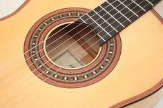 Guitar John Ray Model Torres Roseta 2