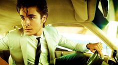 Classic and Sexy Zac Efron
