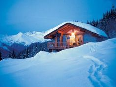Chalet Cicero is a simple, rustic, traditional mountain chalet and is absolutely ideal for small #chalet parties #ski #winter