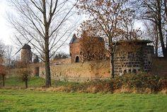 Zons am Rhein, Germany, Dec. 2011
