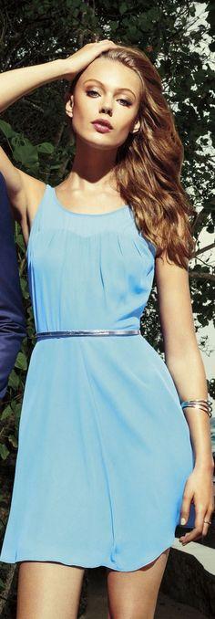 Pretty blue- Express 2013