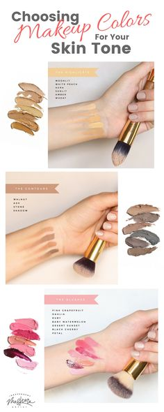 How to Choose the Right Makeup Colors for Your Skin Tone - Marvelous Maskcara