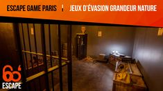 Escape Game Paris, Game Master, Basketball Court, Games, Breakout Game, Children Playground, Gaming, Plays, Game