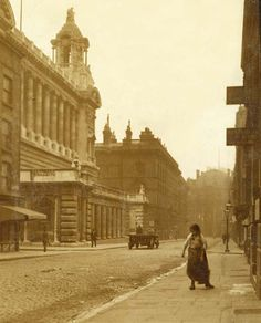 Old-Hall-Street LİVERPOOL