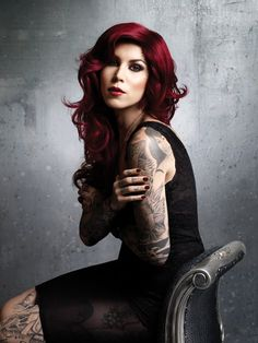 I wanted to show you how I have already lost 24 pounds from a new natural weight loss product and want others to benefit aswell. - Kat Von D Adora. Love her hair; mine is this color. Kat Von D Adora. Love her hair; mine is this color. Piercings, Piercing Tattoo, Fake Tattoo, Get A Tattoo, Grey Tattoo, Tattoo Ink, Kat Von D Tatuajes, Sexy Tattoos, Girl Tattoos