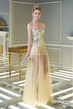 Preciosa Colección de Vestidos de Cóctel Elegantes - Vestidos Mania