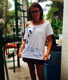 T-shirt Woman Tailor Francis www.tailorfrancis.com