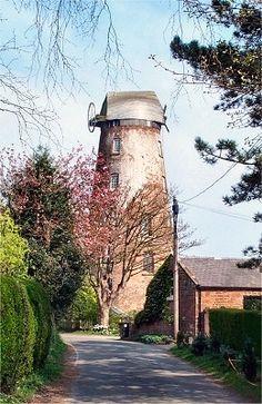 Willaston Windmill