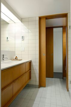 Modern pocket doors bathroom midcentury with capitol hill pocket door george nelson
