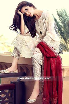 b577cfb5d3 Maria B Lawn 2017 - DRP6300 Maria B Lawn 2017, Eid Outfits, Latest Pakistani