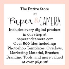 Chic Critique Forum | Red Carpet Week | Paper & Camera | Custom USB Drive w/ Paper & Camera ENTIRE DIGITAL STORE LOADED!!! Click to Enter Giveaway!