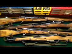 How to properly refinish a Mosin Nagant rifle stock part 6 - All of my mosins completed!!! - YouTube
