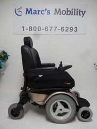 The Quantum 1420 is an excellent option if you're looking for a heavy duty power chair as it offers a 500 LBS weight capacity. Also, with 2 High Torque Motors, Active-Trac Suspension, and 16 inch Knobby Drive Tires. Powered Wheelchair, Back Seat, 6 Months, Baby Strollers, Charger, Chairs, Plate, Range, Baby Prams
