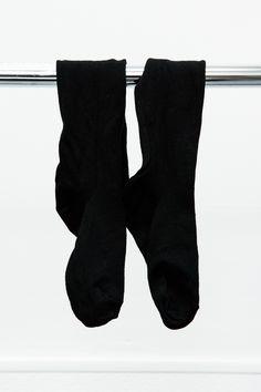 Long Black Socks #A6251246