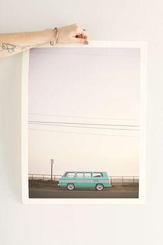 Max Wanger Greenbrier Art Print - Urban Outfitters