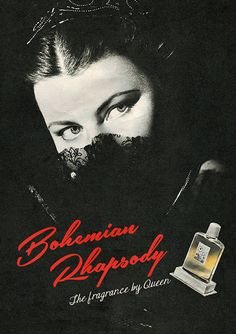 Famous Albums Revisited as Vintage Perfumes Ads – Fubiz Media