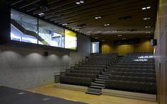 Main lecture theatre, JHBB.