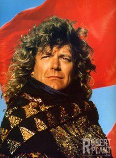 Robert Plant ~ Press Photography | 1980s