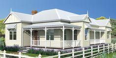 Storybook Designer Homes / Kit Homes / Traditional & ContemporaryStorybook | Designer Homes