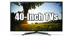Best 40 Inch LCD LED TV Deals 2014