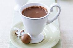 Beverages Drinks Recipe:  Rich Hot Chocolate Recipe