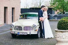 Hochzeitsauto Volvo // Wedding Car Volvo