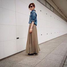 ファッション ファッション in 2020 Japan Fashion, Love Fashion, Korean Fashion, Fashion Beauty, Girl Fashion, Autumn Fashion, Womens Fashion, Chic Outfits, Pretty Outfits