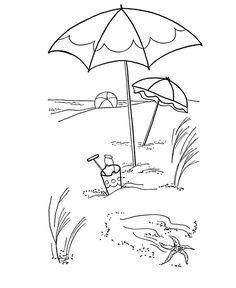 03 summer 01gif 670820 summer coloring pageskids coloring pagesfree