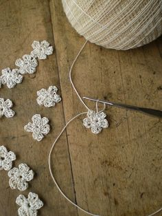 Will someone please teach me how to crochet? :)