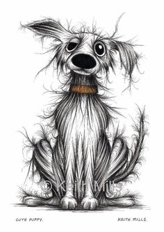 Cute puppy Print download by KeithMills on Etsy, £3.00