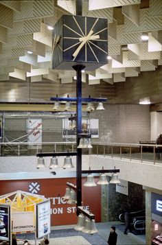 Manchester Arndale Centre, 1979 | Interior of the Manchester… | Flickr
