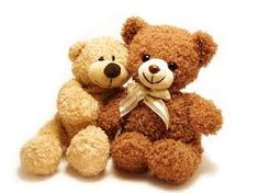 Find your favorite childhood friend today for a quick snuggle at bedtime.  Happy Teddy Bear Day!  (September 9th)