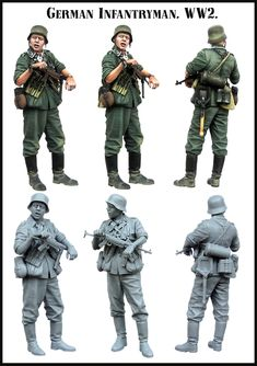 German Infantryman in WW2. A single resin figure from Evolution Miniatures, now available. Click on the pic for more details and FREE Worldwide shipping on all orders of $90 or more